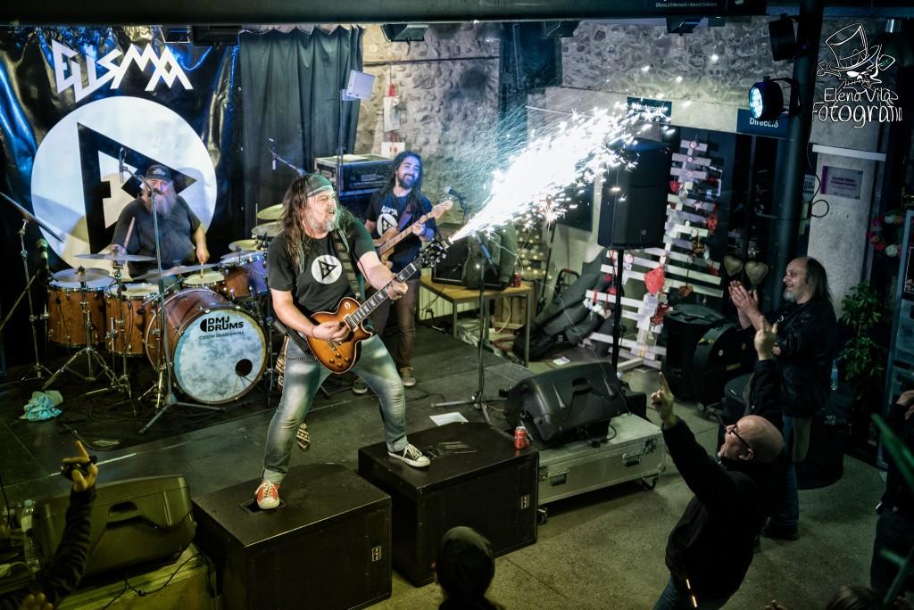 elisma santa eugenia rock fest